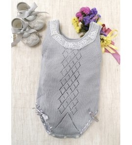 Body interior perle GRIS