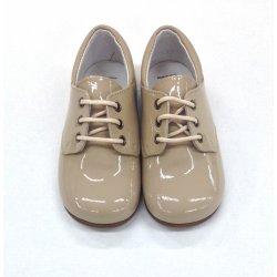 Zapatos charol visón