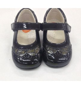 Zapato charol NEGRO