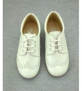 Zapato charol BEIGE