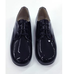 Zapato charol MARINO