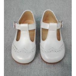 Zapato NACAR BLANCO