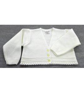 Chaqueta lana BEIGE
