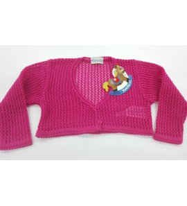 Chaqueta red FUCSIA
