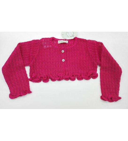 5703f8403 Chaqueta perle calada FRESA - Arca Boutique Infantil-Juvenil