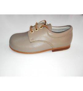 Zapato cordón PIEL VISÓN