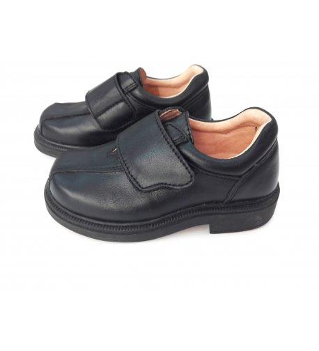 Zapato niño marino