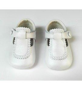 Zapato bebé anacarado