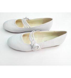 Zapato niña BLANCO