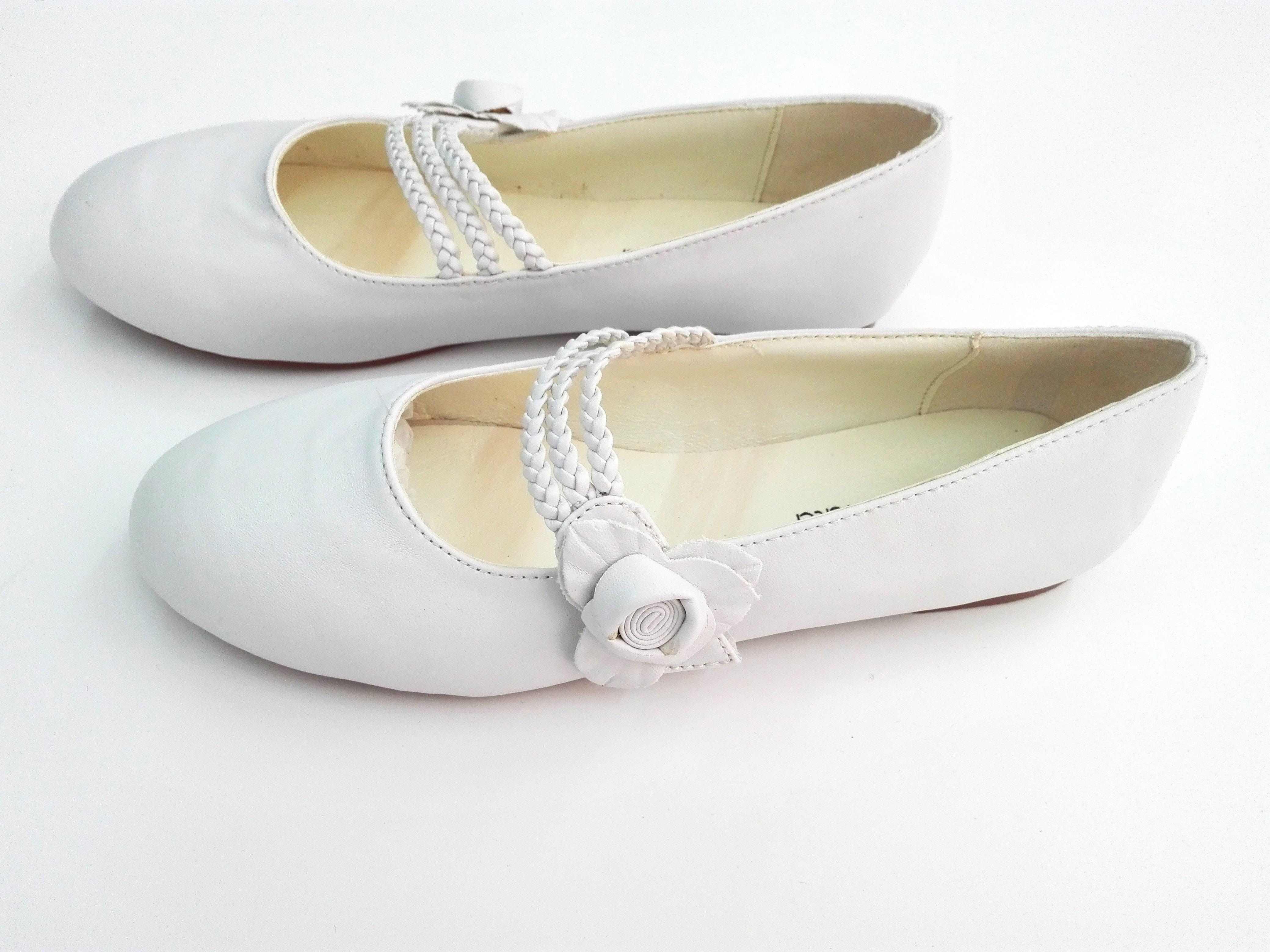8d861163 Zapato niña BLANCO - Arca Boutique Infantil-Juvenil