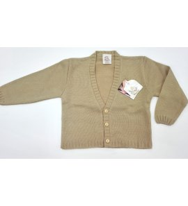 Chaqueta niño lana