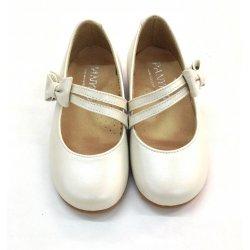 Zapato niña merceditas lazo