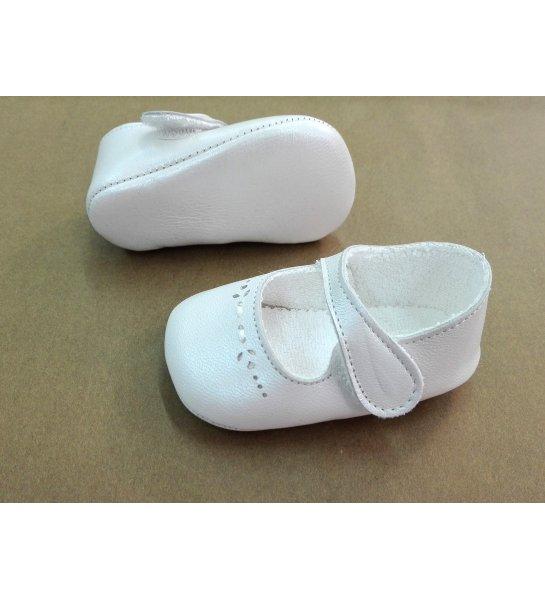 4848be68 Zapato niña bautizo beige - Arca Boutique Infantil-Juvenil