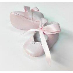 Zapato ceremonia corazón