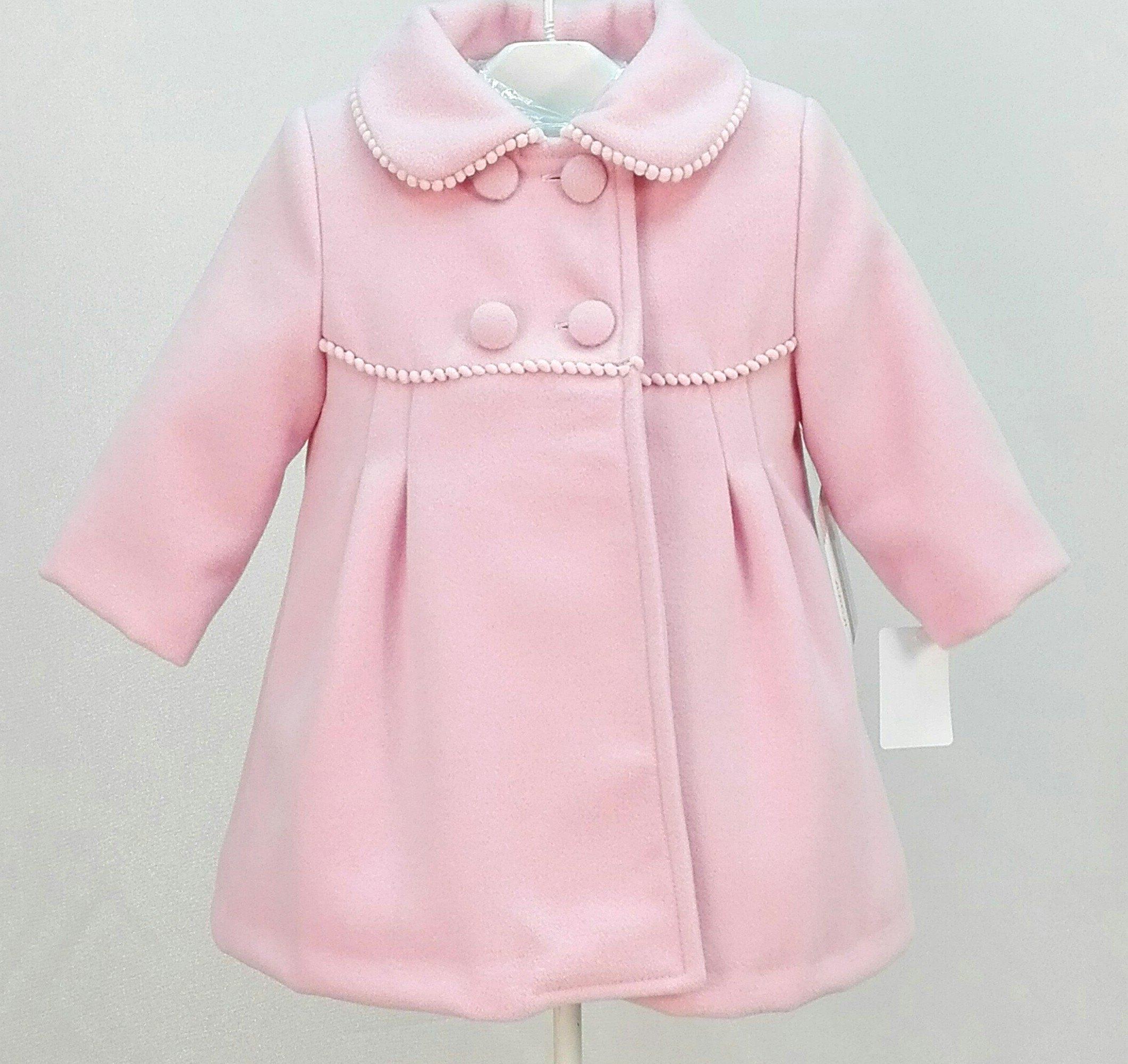a221c30e3 Abrigo bebe rosa - Arca Boutique Infantil-Juvenil