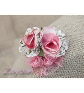 Pasador mini flores