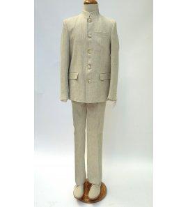 Traje chaqueta c/mao lino