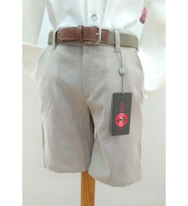 Pantalón chino corto