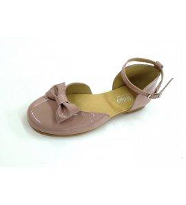 Zapatos tipo sandalia lazo