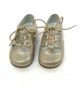 Zapato inglesina cordón
