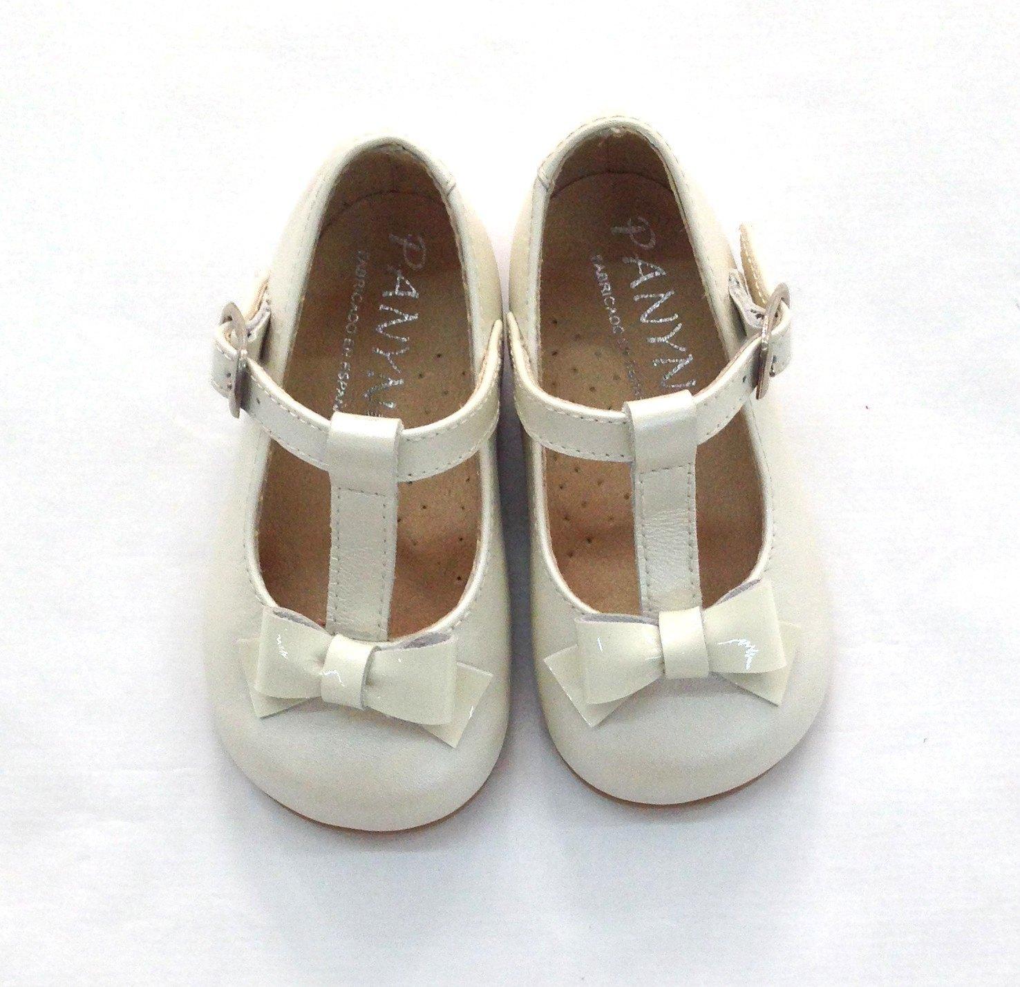 755fa0ce Zapato nacar beige - Arca Boutique Infantil-Juvenil