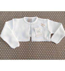 Torera bebé lana lazo