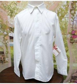 Camisa blanca popelin
