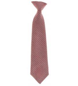 Corbata+pañuelo topos rojo/azul