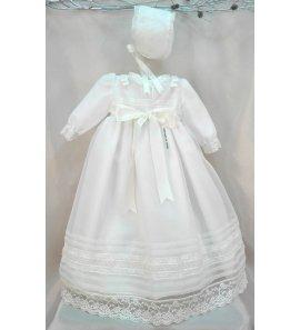 efeb14c51 Vestidos para bautizo de niño niña