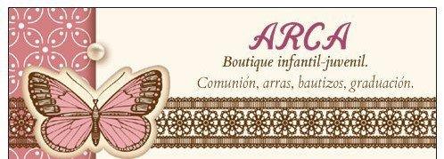 Arca Boutique Infantil-Juvenil
