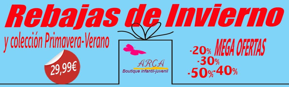 Arca-Boutique Infantil-Juvenil